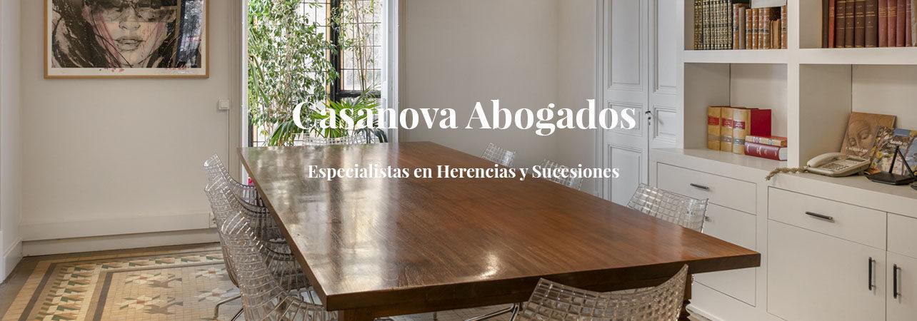 Banner inicio - Casanova Abogados, la firma